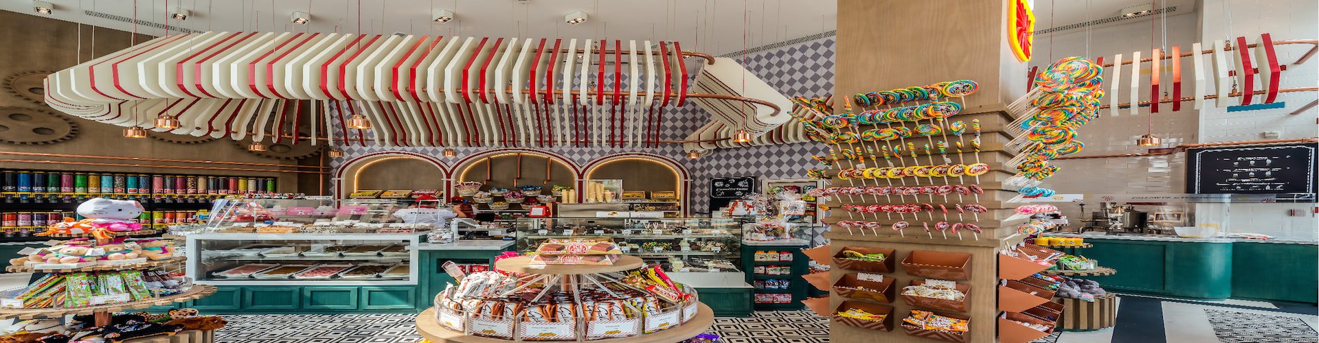 ​Fuzziwig's  - Chocolate & Sweets Shop, THE BEACH, JBR, Dubai